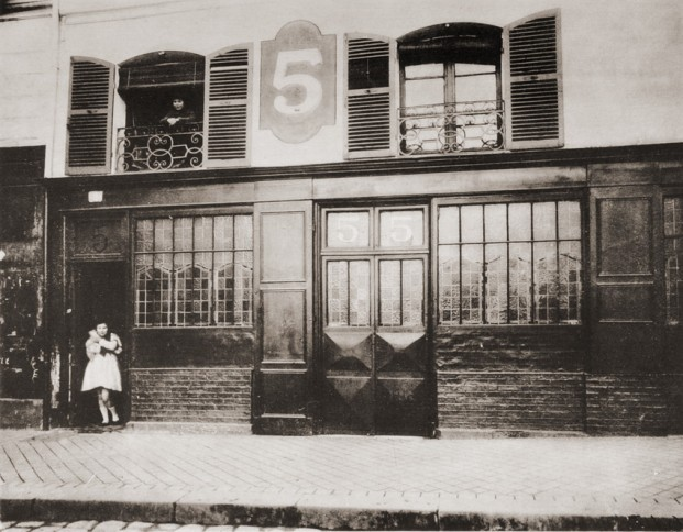 Maison No 5, Paris (prostitutes), c1905.