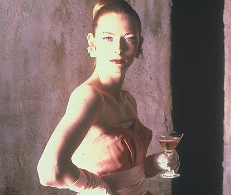 Tilda Swinton as Queen Isabella in Edward II
