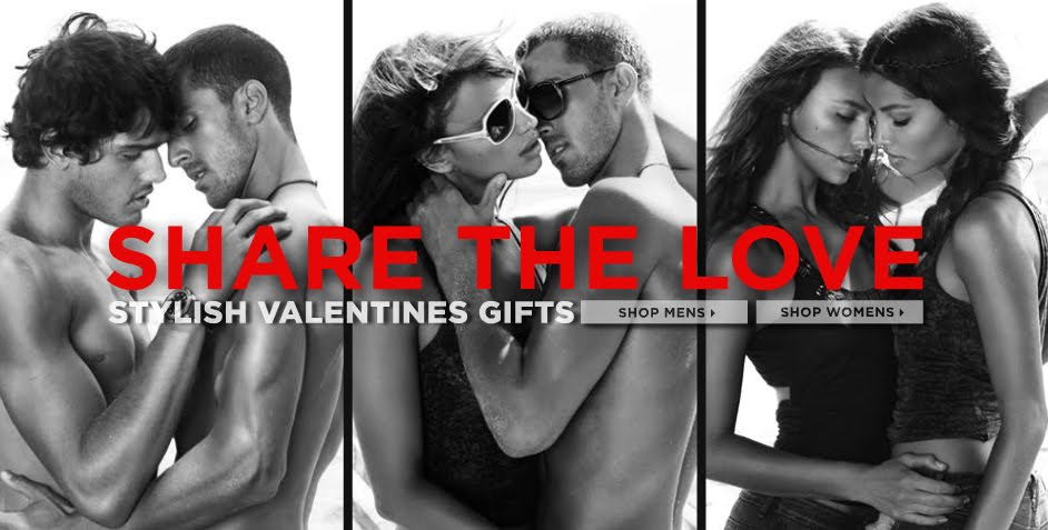 Armani Exchange, Share the Love