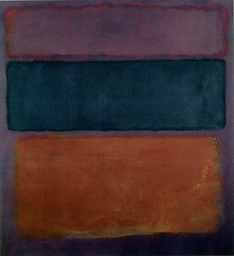 Mark Rothko, Untitled, 1963