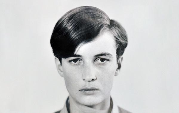 Marianne Bresaluer, portrait of Annemarie Schwarzenbach