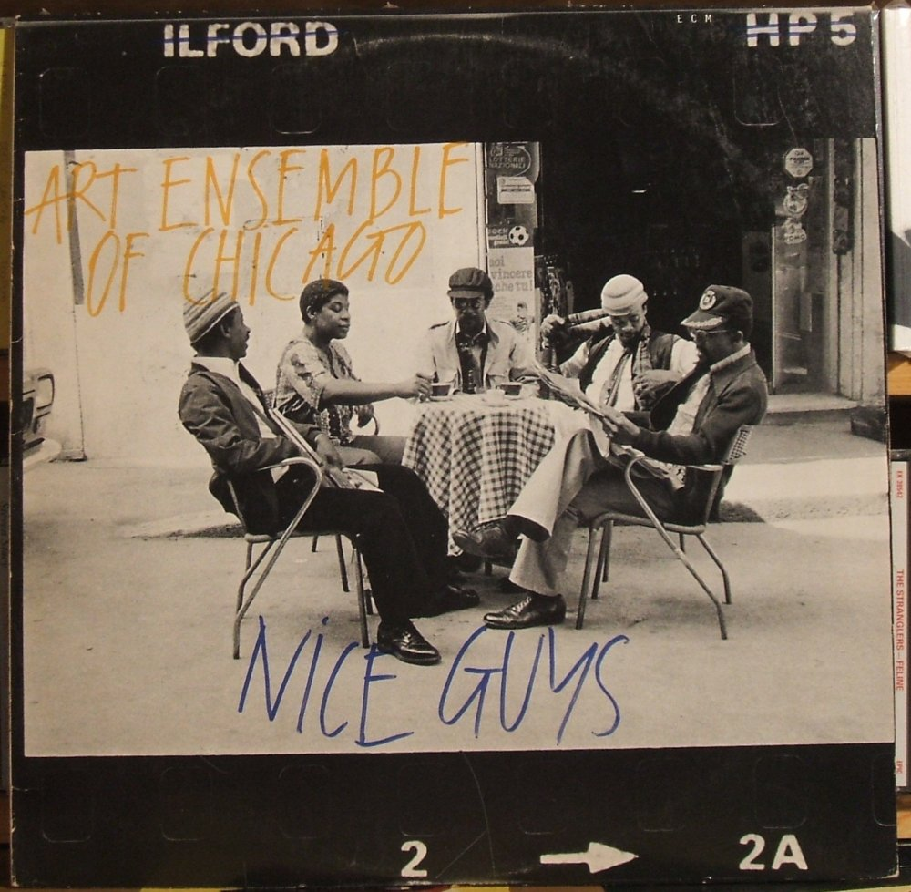 Art Ensemble of Chicago, Nice Guys album cover