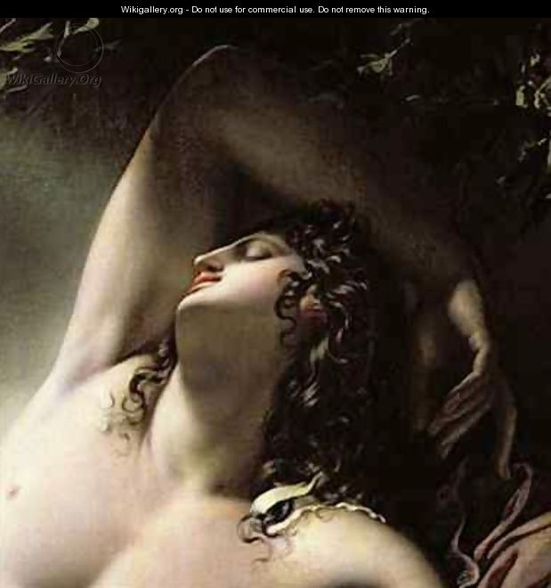 Girodet de Roucy-Triosson, The Sleep of Endymion