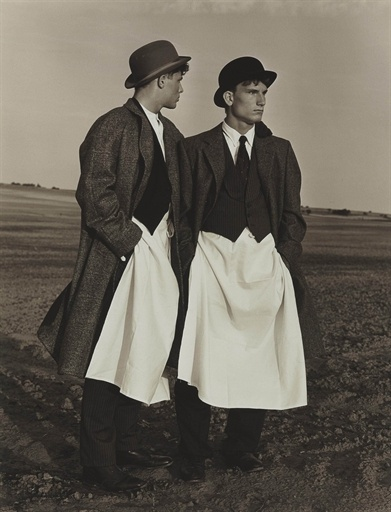 Bruce Weber, Boys from Red Cloud, Nebraska, 1981