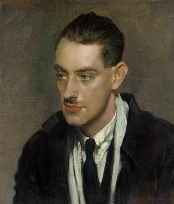 Portrait of a Young Man, Glyn Warren Philpot