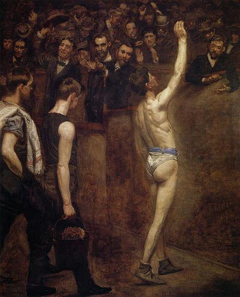 Thomas Eakins, Salutat, 1898