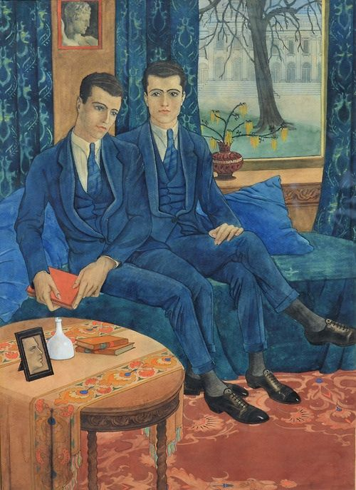 Karel Bruckmann, Les Frères Bruckman, 1923
