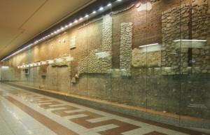 Syntagma metro station, Athens